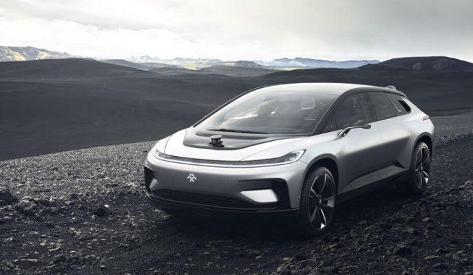 """0-100 Performansıyla Şaşkına Uğratan Dünyanın En Hızlı Elektrikli Arabası: """"Faraday Future FF 91"""""""
