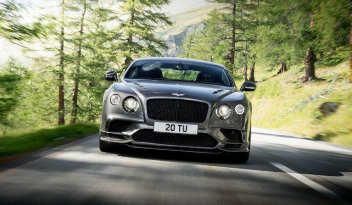 """Bugüne Kadar Üretilmiş En Hızlı Bentley Modeli: """"2017 Continental GT Supersports"""""""