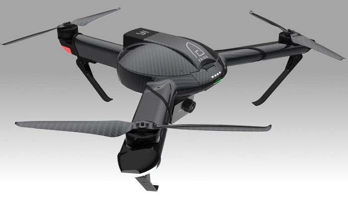 Hafif ve Dayanıklı Yapısıyla Etkileyici Bir Drone Modeli