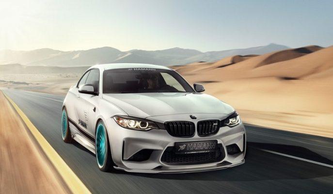 Hamann Motorsport Dokunuşlarıyla Bugüne Kadar Üretilmiş En Etkileyici BMW M2 Modeli!