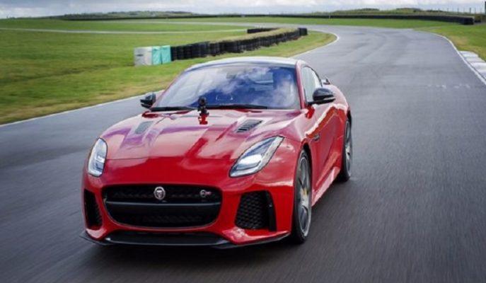 """Uçuk Fikirlerin Arabası: """"Jaguar F-Type 400 R Sport"""""""
