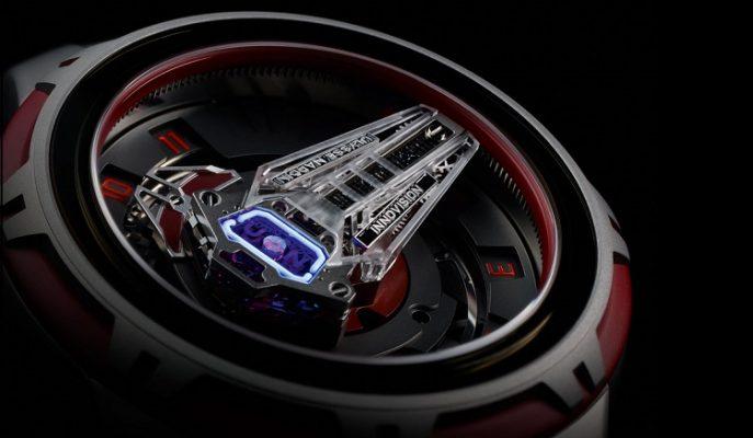 Ulysse Nardin InnoVision 2 Saatçilik Sektörünü Farklı Bir Boyuta Taşıyor!