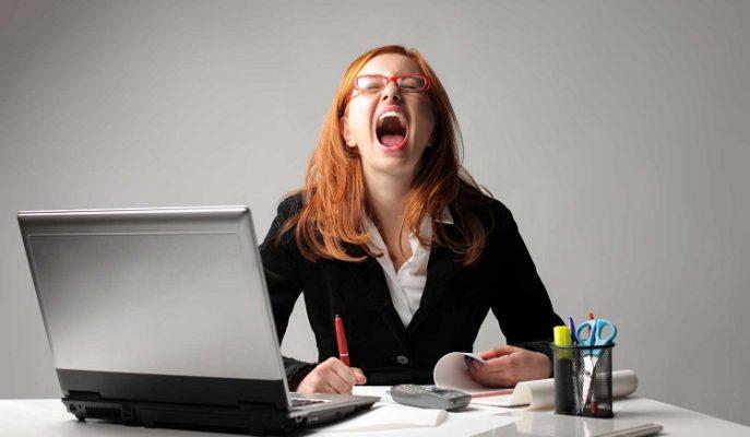Yoğun Stres Altında Çalıştığınızı Gösteren 8 İşaret