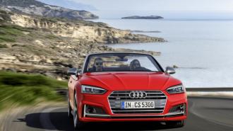 2017 Yeni Audi A5 Cabrio ile Rüzgarlar Daha Sık Esecek