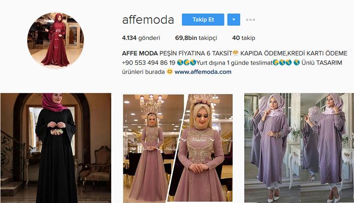 1f3eabaae8c64 Türkiye'nin En İyi 30 Instagram Butiği ve İsimleri [Kadın – Erkek ...