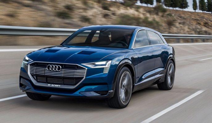 "Audi'nin Elektrikli İlk SUV Modeli: ""Q6 E-tron Quattro"""