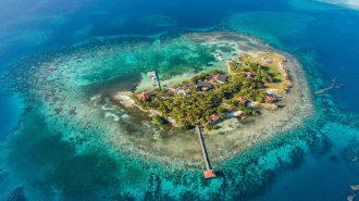 Belize'nin Hatchet Caye Adası Yeni Sahiplerini Arıyor!