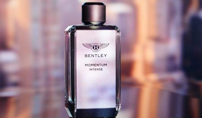 Zamanı Durduran Bir Parfüm Serisi: Bentley Momentum Intense