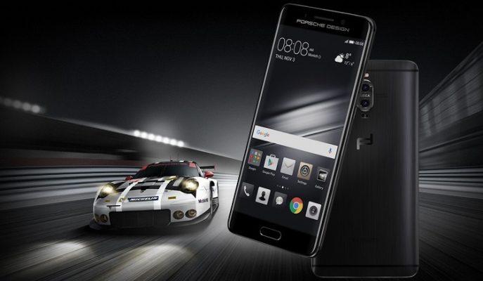 Huawei Mate 9 Akıllı Telefonuna Porsche Desing Dokunuşu
