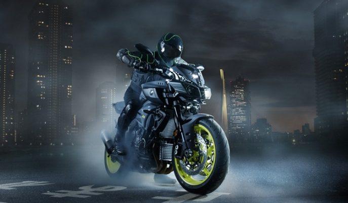 """Karanlığın Işığı Geliyor: """"Yamaha MT-10"""""""