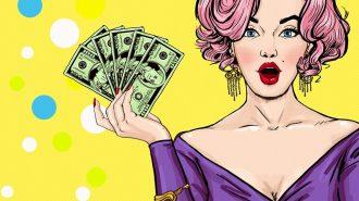 Kızlar Soruyor Sitesinde Para ile ilgili Sorulmuş En Manyak 50 Soru