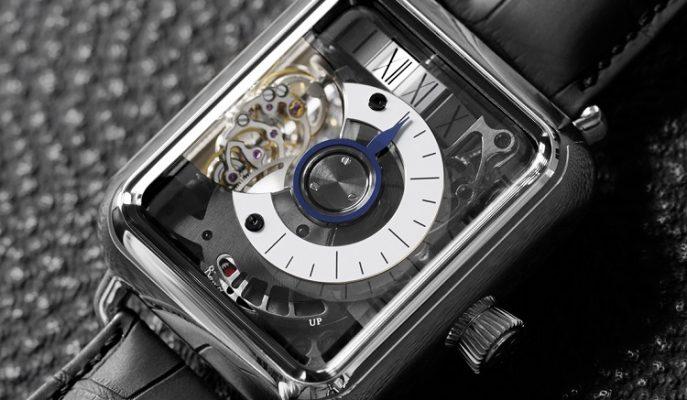 Etkileyici Tasarım Özellikleriyle Dikkat Çeken Zarif Bir İsviçre Saati