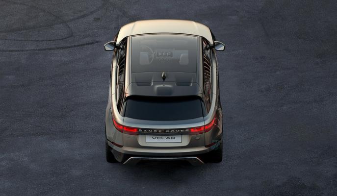 Yeni Range Rover Velar: İngiliz Kraliyet Ailesinin Son Üyesi