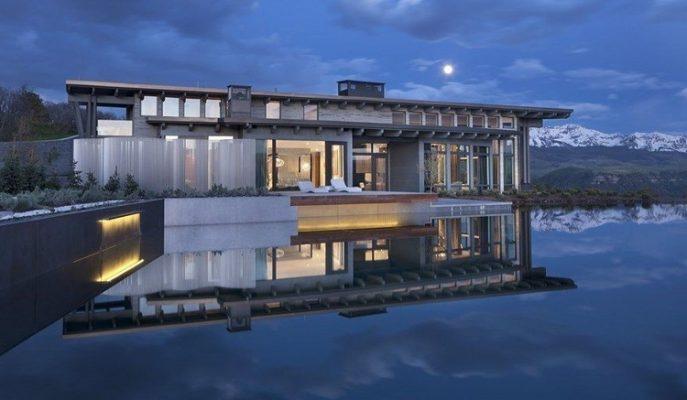 Kolorado'da Tabiatın ve Modern Mimarinin Buluşması: Paradiso Dağ Evi