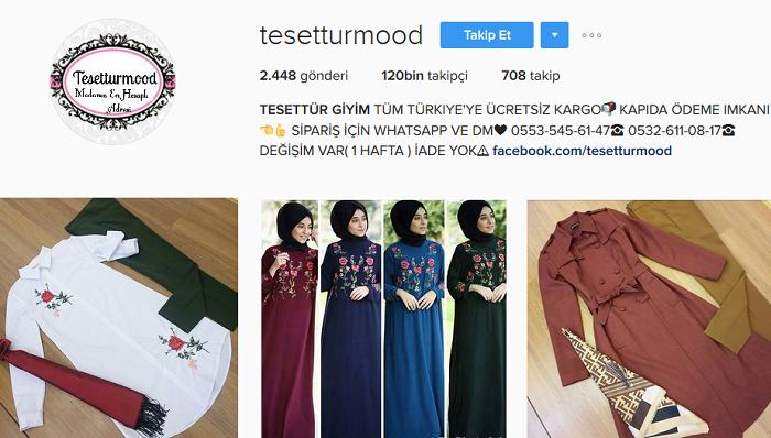 82a54fd59d56c Türkiye'nin En İyi 30 Instagram Butiği ve İsimleri [Kadın – Erkek ...