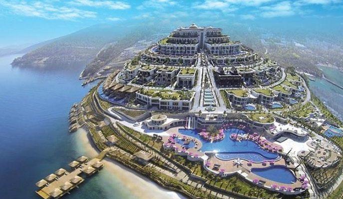 Tatil Özleminizi Giderecek Türkiye\'nin En İyi 20 Oteli
