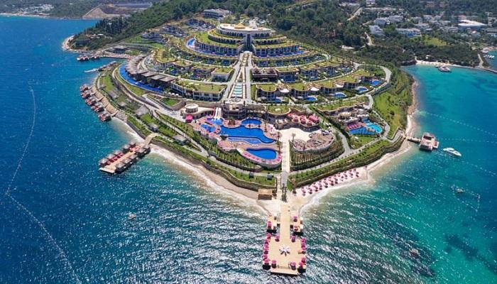 Tatil özleminizi Giderecek Türkiyenin En Iyi 20 Oteli Paratic