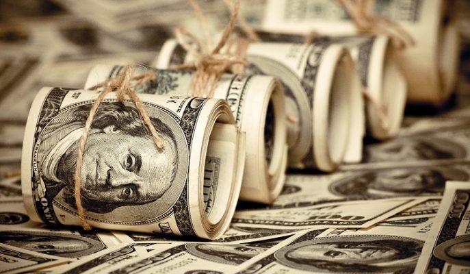 Üstüste 2 Haftadır Gerileyen Dolar/TL Haftaya 3.70'in Altında Başladı