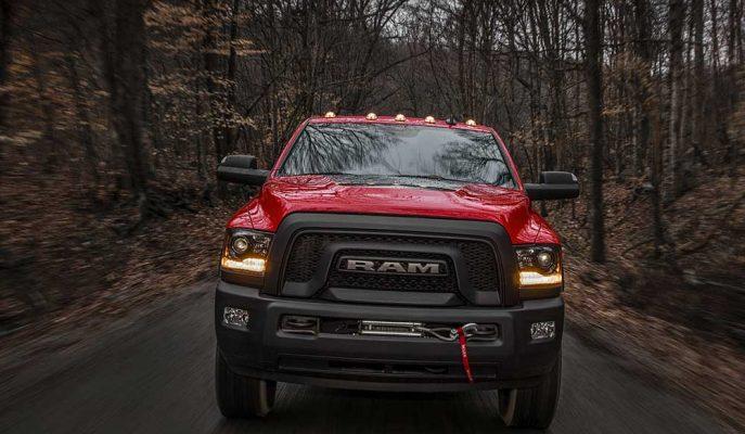 2017 Yeni Dodge Ram Power Wagon ile Her Şeyi Çekebilirsiniz!