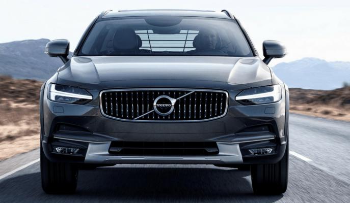 Yeni Volvo V90 Cross Country Arazileri Süpürmeye Geliyor