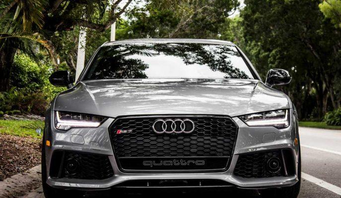2017 Yeni Audi RS7 ile En İyi Sportback Heyecanını Yaşayın