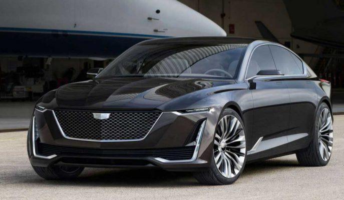 2017 Yeni Cadillac Escala ile Amiral Kavramı Değişiyor