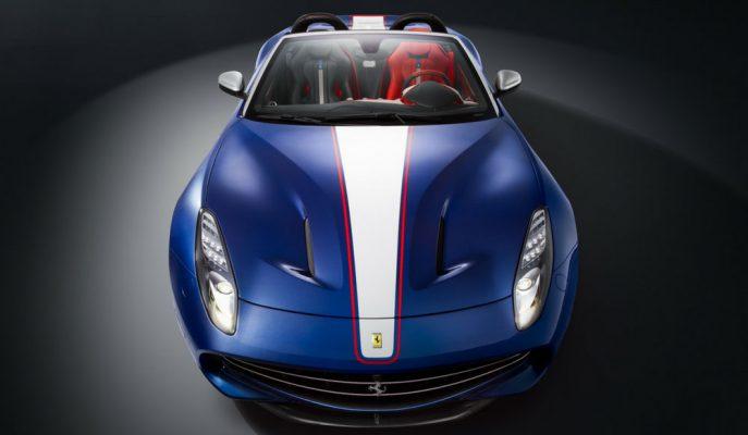 2017 Yeni Ferrari F60 America: 2.5 Milyon Dolarlık Şaheser