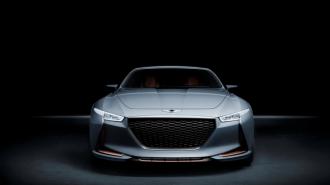 2017 Yeni Hyundai Genesis New York Concept: Amerika Biraz Daha Lüksleşiyor