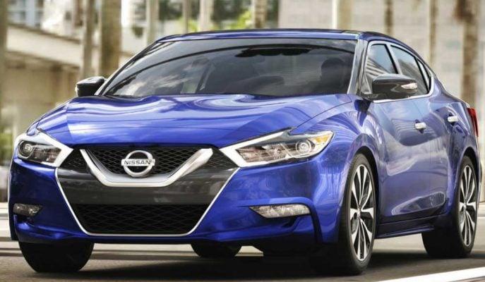 2017 Yeni Nissan Maxima İncelemesi, Teknik Özellikleri ve Fiyatı