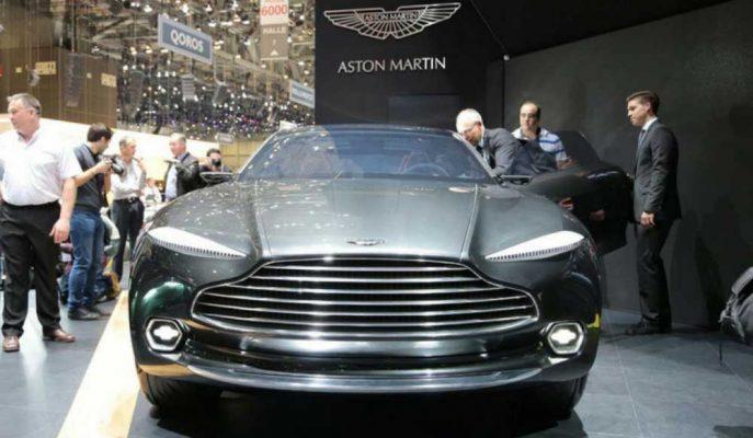 2018 Yeni Aston Martin DBX: İngiliz Firmanın Tarihindeki İlk 4X4 SUV Modeli