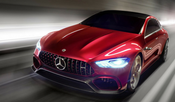 2018 Yeni Mercedes AMG GT Gran Coupe Konsept İncelemesi, Teknik Özellikleri ve Fiyatı
