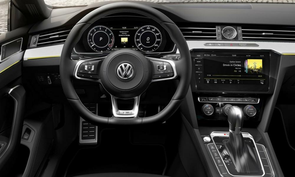 2018 yeni volkswagen arteon İncelemesi, teknik Özellikleri ve