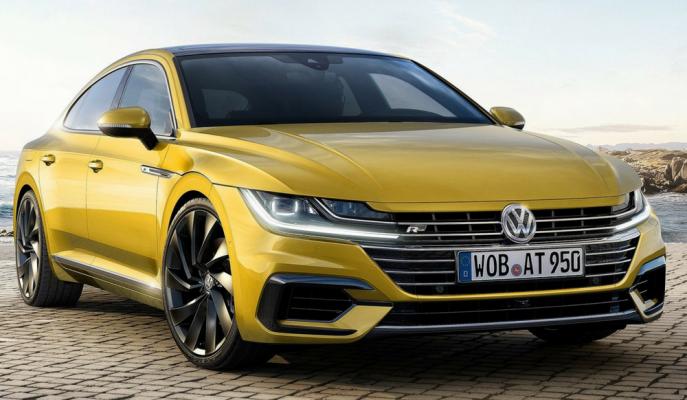 2018 Yeni Volkswagen Arteon İncelemesi, Teknik Özellikleri ve Fiyatları