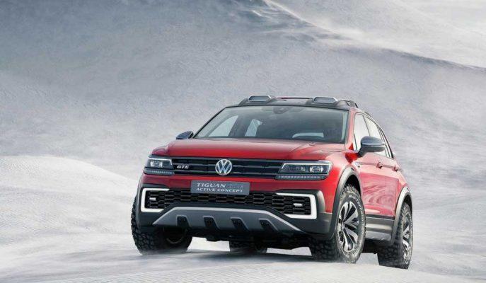 2018 Yeni Volkswagen Tiguan GTE Active Concept İncelemesi, Teknik Özellikleri ve Fiyatı