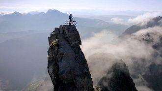 Bisiklet ile Yapılan En İlginç Hareketler Kanınızı Donduracak