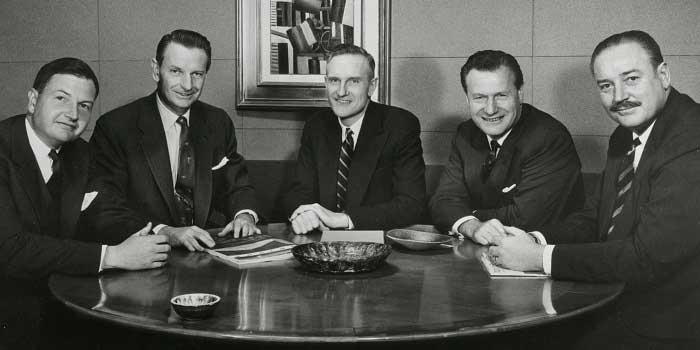 David Rockefeller ve Ağabeyleri