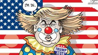 Donald Trump Karikatürleri: Tüm Gerçekliğiyle ABD