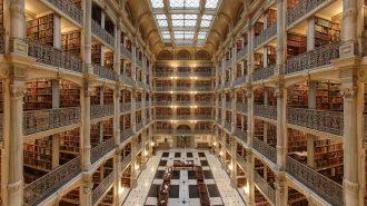 Dünyanın En Büyük 85 Kütüphanesi ve Görkemli Fotoğrafları