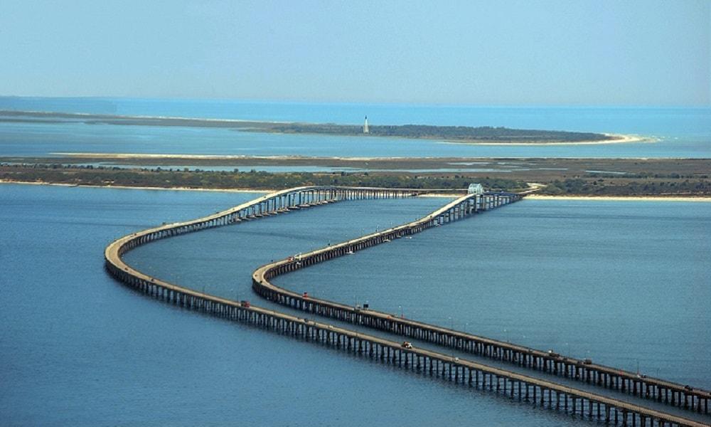 Chesapeake Körfezi Köprüsü – ABD