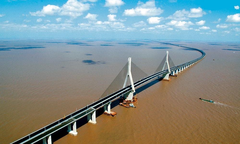 Donghai Köprüsü – Çin