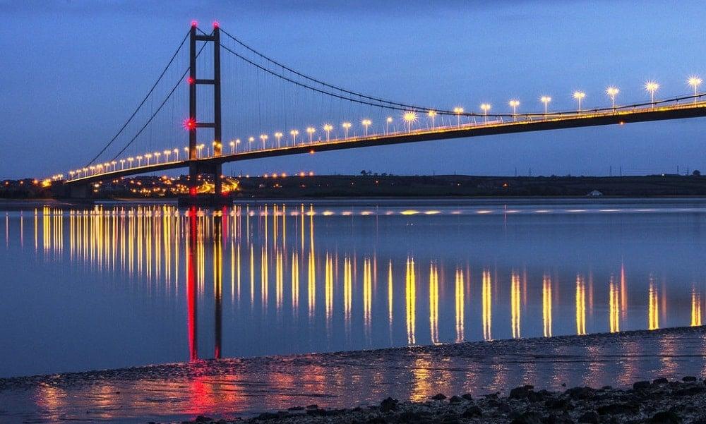 Humber Köprüsü – İngiltere