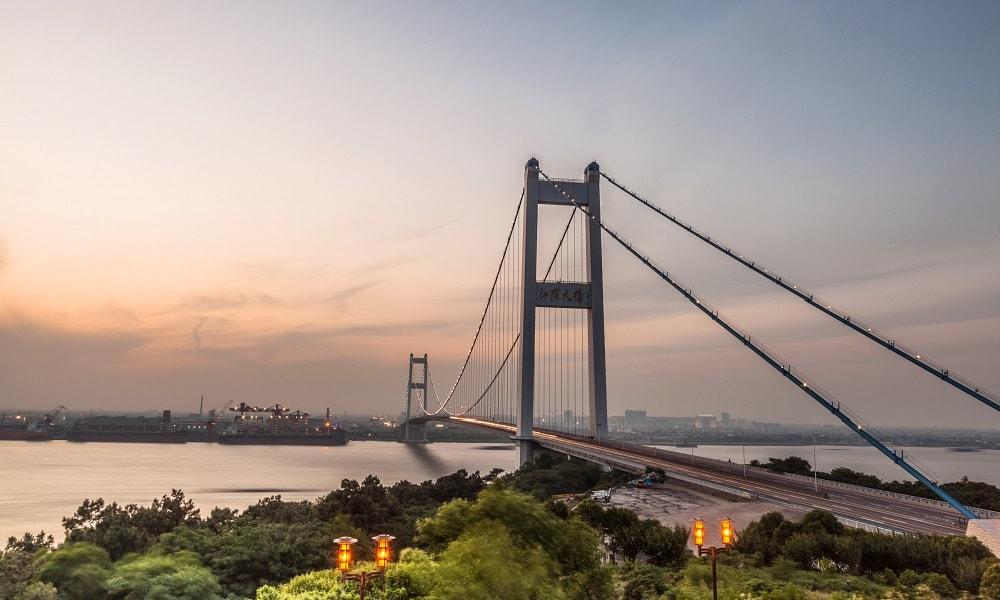 Jiangyin Köprüsü – Çin