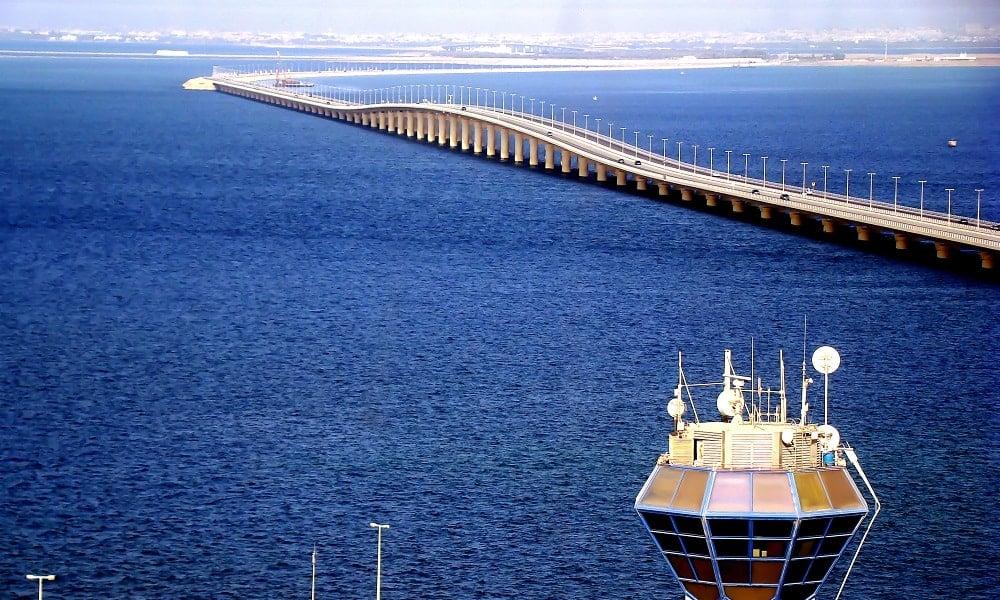 Kral Fahd Köprüsü – Suudi Arabistan
