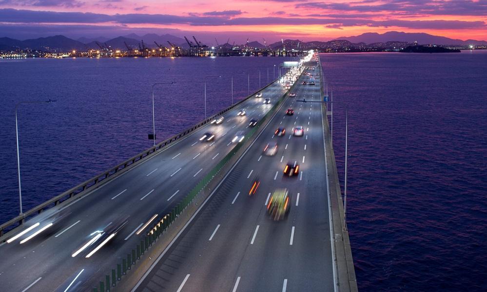 Rio – Niteró Köprüsü - Brezilya
