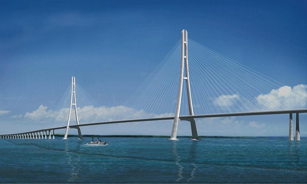 Runyang Köprüsü – Çin