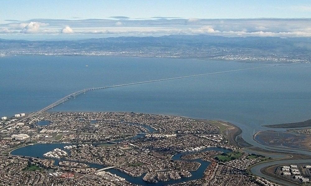 San Mateo Hayward Köprüsü – ABD
