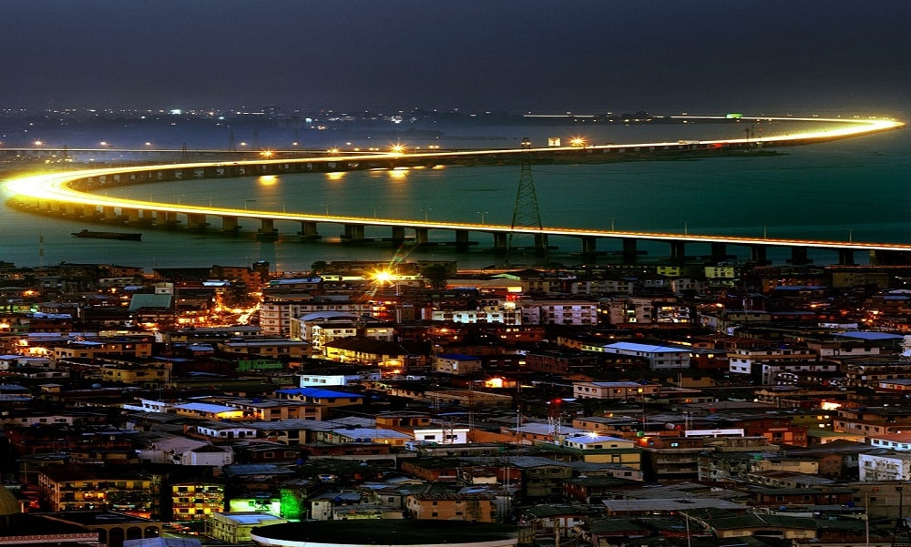 Third Mainland Köprüsü – Nijerya