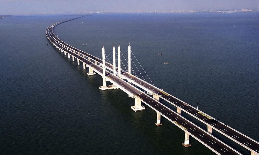 Tianjin Grand Köprüsü - Çin