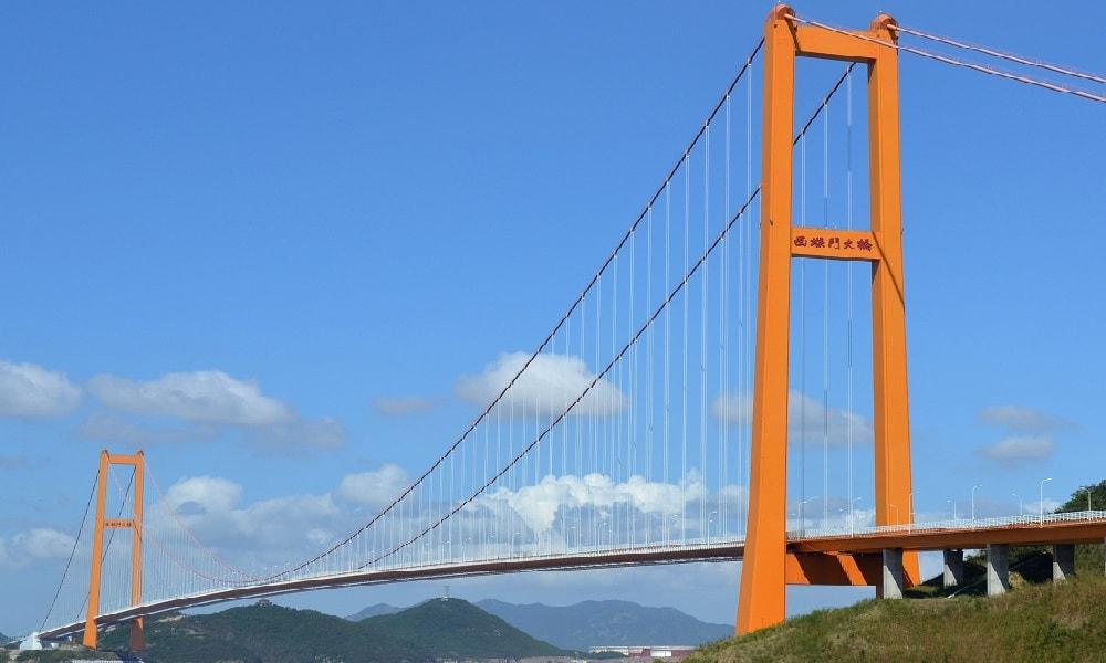 Xihoumen Köprüsü – Çin