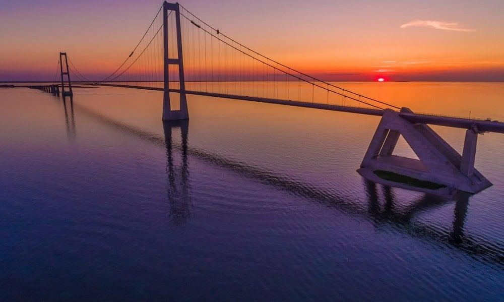 Büyük Kemer Köprüsü – Danimarka